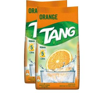 Tang Orange Instant Drink Mix  (1 kg, Pack of 2)