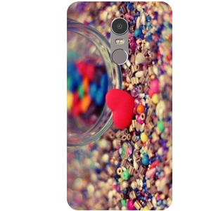 Learo Back Cover for Lenovo K6 Note  (Multicolor)