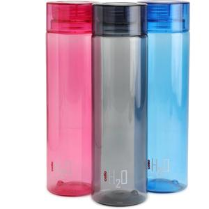 Cello H2O 1000 ml Bottle  (Pack of 3, Multicolor)