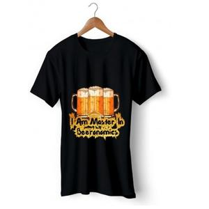 The Beer-o-nomics Edition - Black Tee