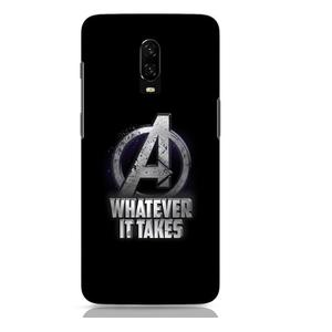 Whatever It Takes OnePlus 6T Mobile Cover
