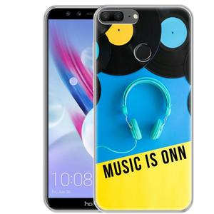 brand new 1bbe8 8205d Flipkart SmartBuy Back Cover for Honor 9 Lite (Multicolor, Silicon)#JustHere