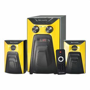 Jack Martin 801 Bluetooth/SD Card/Pendrive 2.1 Home Theatre Speaker System with Built in FM Radio