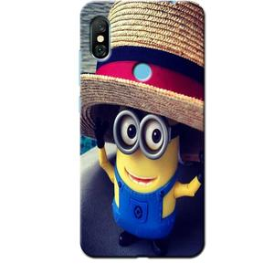 promo code cdc62 d989b Coolcase Back Cover for Mi Redmi Y2 (Royal Palace,Mi Redmi Y2,Redmi Y2 Back  Cover,Back Case,in Designer Cases & Covers, Grip Case, Silicon)