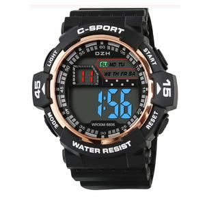 Time Warp Me Robot Day & Date Multi Color Analog Digital Multi Function Wrist Watch for Men & Boys (WS6089).