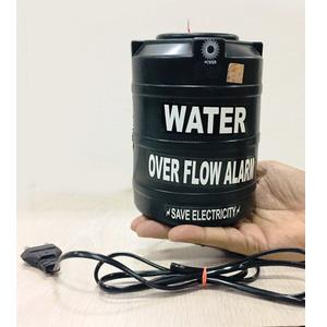 Ezmo Water Tank Overflow Alarm With Voice Sound