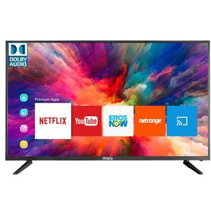 MarQ by Flipkart Dolby 32 inch(80 cm) HD Ready Smart LED TV  (32HSHD)#JustHere