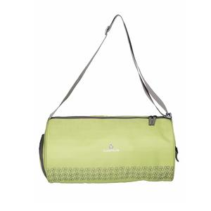 Cosmus Polyester 26 Litres Parrot Green Gym Sports Duffel