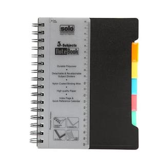 Solo 5 Subjects Note Book