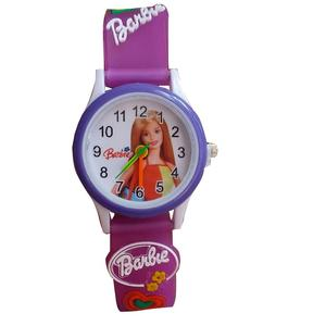 Zest4Kids - Purple Plastic Cute analog watch for kids Excellent gift item for kids