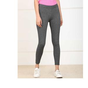 Converse  Printed Women Grey Tights