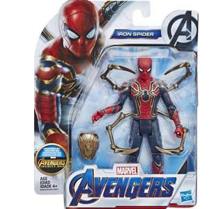 Marvel Avengers End Game Iron Spider 6-Inch-Scale Super Hero Action Figure Toy  (Multicolor)