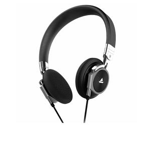 boAt Bassheads 950 Wired Headphones with Dual Tone Finish, HD Sound and in-line Microphone (Black Diamond)