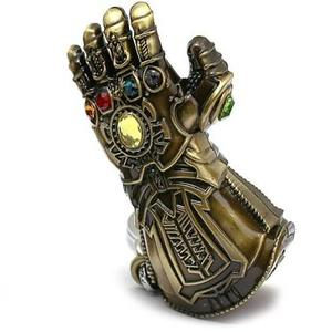 AB Posters THANOS INFINITY GAUNTLET Key Chain  (Gold)