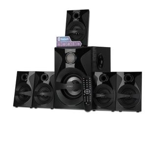 F&D F 3800X 80 W Bluetooth Home Audio Speaker  (Black, 5.1 Channel)