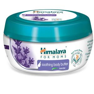Himalaya for Moms Soothing Body Butter, Lavender, 50ml