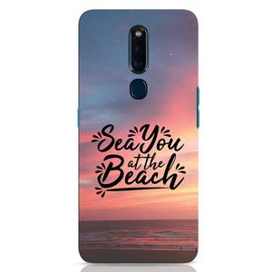 See You Oppo F11 Pro Mobile Cover