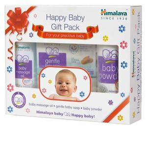 Himalaya Babycare Gift Pack of 4  (Multicolor)