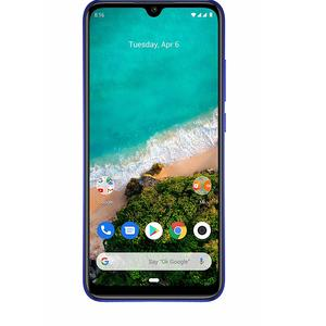 Xiaomi Mi A3 (Not just Blue, 4GB RAM, AMOLED Display, 64GB Storage, 4030mAH Battery)