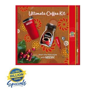 Nescafe Ultimate Kit Instant Coffee  (100 g)#JustHere