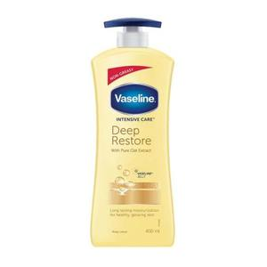 Vaseline Intensive Care Deep Restore Body Lotion  (400 ml)