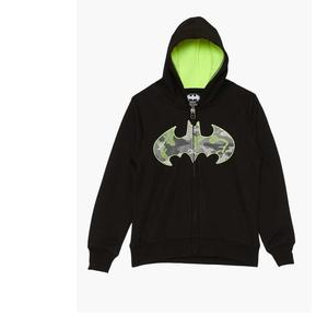 Batman By Kidsville  Full Sleeve Printed Boys Sweatshirt