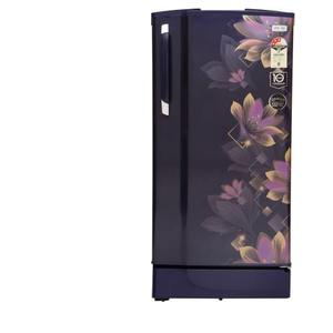 Godrej 190 L Direct Cool Single Door 3 Star Refrigerator with In-Built MP3 Player  (Noble Purple, RD 1903 PM 3.2 NBL PRP)#JustHere