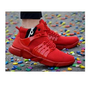 Monoction Men Red Sneakers