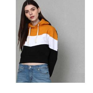 Metronaut  Full Sleeve Solid Women Sweatshirt