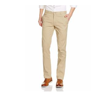 Diverse Men's Slim Fit Stretchable Casual Trousers