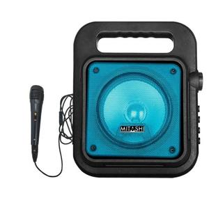 Mitashi PS 6510 BT 10 W Bluetooth Party Speaker  (Blue, Mono Channel)
