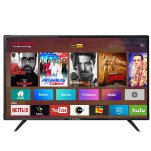 Thomson UD9 124cm (50 inch) Ultra HD (4K) LED Smart TV  (50TH1000)#JustHere