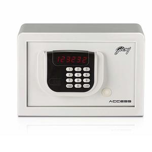 Godrej Security Solutions Access SEEC9060 Electronic Safe (8 Litre) (Ivory)