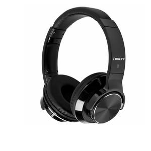 Boltt Blast 1300 On-Ear Metal Finish Bluetooth Headphone, 18-Hour Playtime, 40mm Driver with HD Sound & Ultra-Soft Ear Cushions
