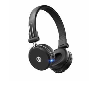 MuveAcoustics Impulse2PRO Wireless On-Ear Headphones with Mic and Integrated Controls (Steel Black)