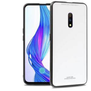 Flipkart SmartBuy Back Cover for Realme X  (White, Camera Bump Protector)