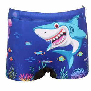 mitushi products Boy's Swim Shorts Shark