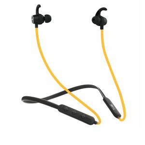 boAt Rockerz 255 Pro Fast Charging Bluetooth Headset (Blazing Yellow)