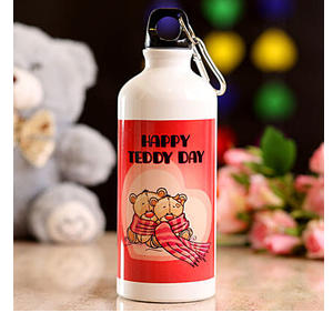 Teddy Day Special Bottle