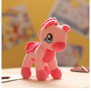 Baby Pink Pony Soft Toy