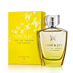 All Good Scents Love & Joy EDP For Women 30 ML