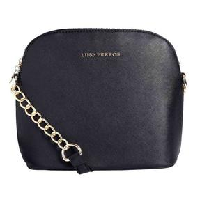 Lino Perros  Black Women Sling Bag