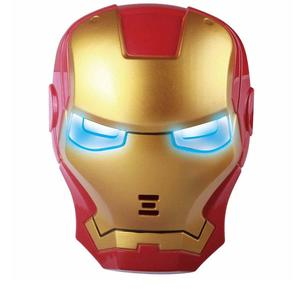 HALO NATION® Superhero The Avengers Costume LED Light Eye Mask - Ironman Mask