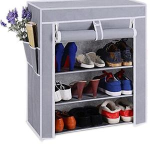 PARASNATH 4-5 Layer Utility Rack Cabinet (Random Colour)