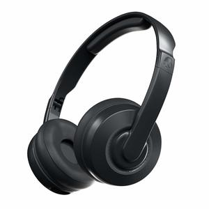 Skullcandy Cassette Wireless On-Ear Headphone with Mic (Black)
