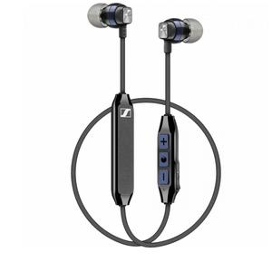 Sennheiser CX 6.0BT 507447 in Ear Wireless Earphones (Black)