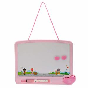 deli 7804 School White Board, Pink