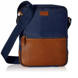 Park Avenue 15 Ltrs Dark Blue Casual Backpack (PXCC00004-B8_STD_Pure Leather)