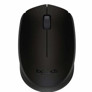 Logitech B170 Wireless Mouse (Black)