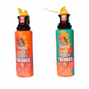 JRM's Mini Colour Thunder for Holi Celebration (Set of 2) (Orange+Green)
